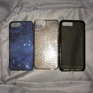 iPhone 7 & 8 plus cases